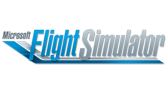 Microsoft Flight Simulator logo